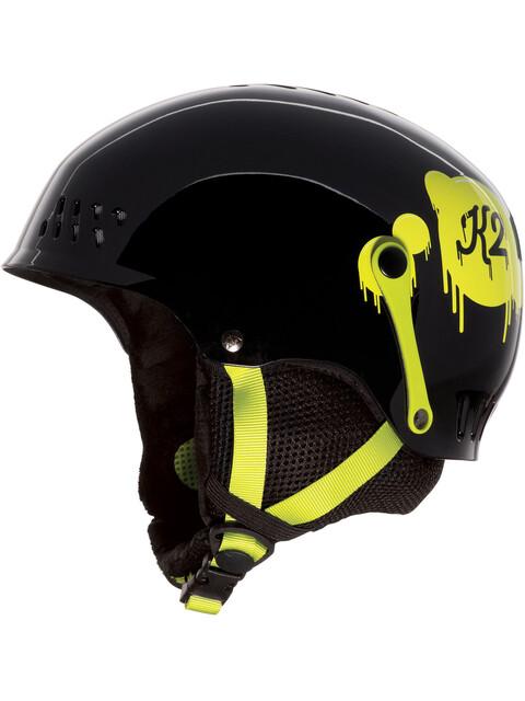 K2 Junior Entity Helmet matte black